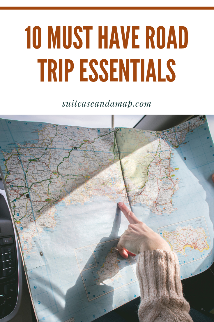 10 Road Trip Essentials