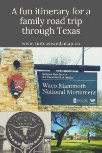 A Fun Itinerary for a family road trip through Texas