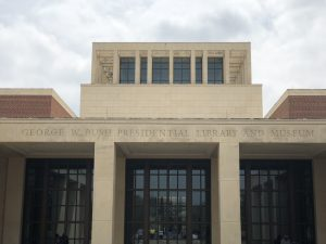 George W. Bush Library & Museum in Texas