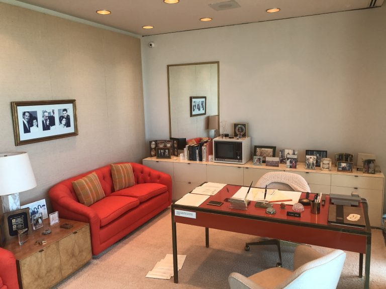 Lady Bird Johnson's office