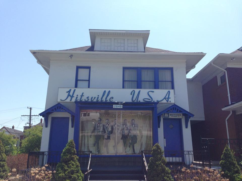 Hitsville U.S.A