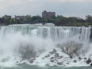 U.S. Side of Niagara Falls