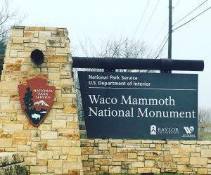 Waco Mammoth National Monument
