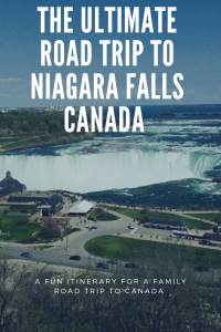 Road Trip To Niagara Falls