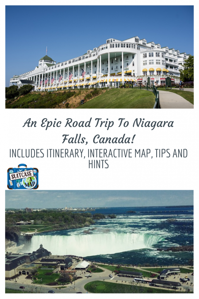 This fun, family road trip to Niagara Falls, Canada includes incredible stops along the way. Check out why this needs to be your next family road trip! #niagarafalls #roadtrip #family #familytravel #familyroadtrip