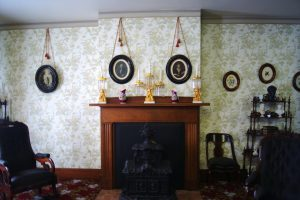 Inside Lincoln's Home