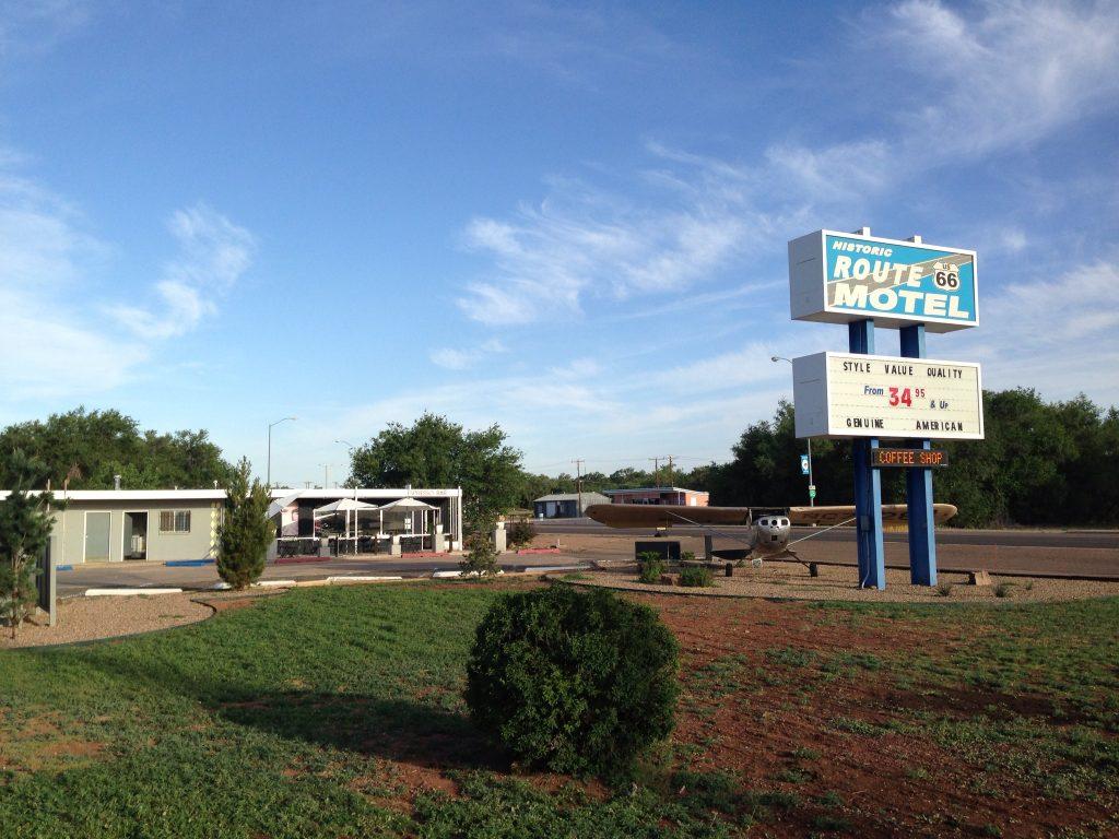 Historic Route 66 Hotel