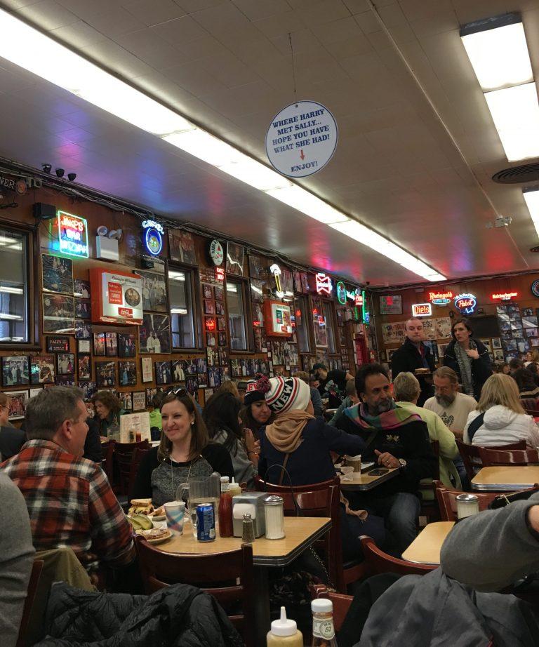 Inside Katz's