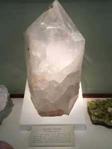 Quartz Crystal from Arkansas