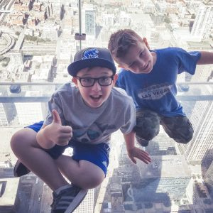Sky Deck at Willis Tower