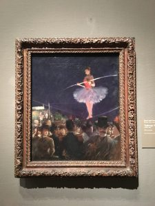 Jean Louis Forain - Tightrope Walker