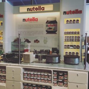 Nutella Bar!