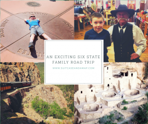 An Exciting Six State Family Road Trip Adventure