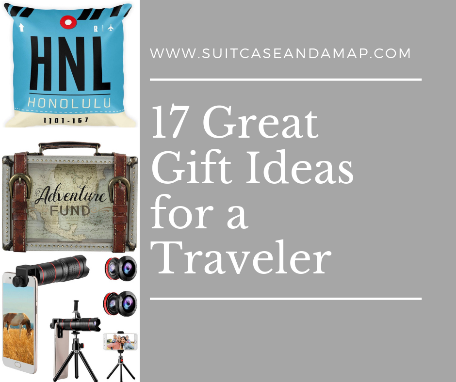 17 Great Gifts for a Traveler
