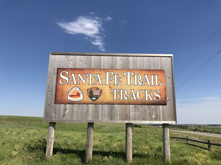 Santa Fe Trail Tracks Site