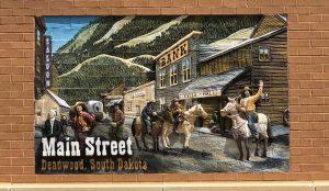 Deadwood Sign