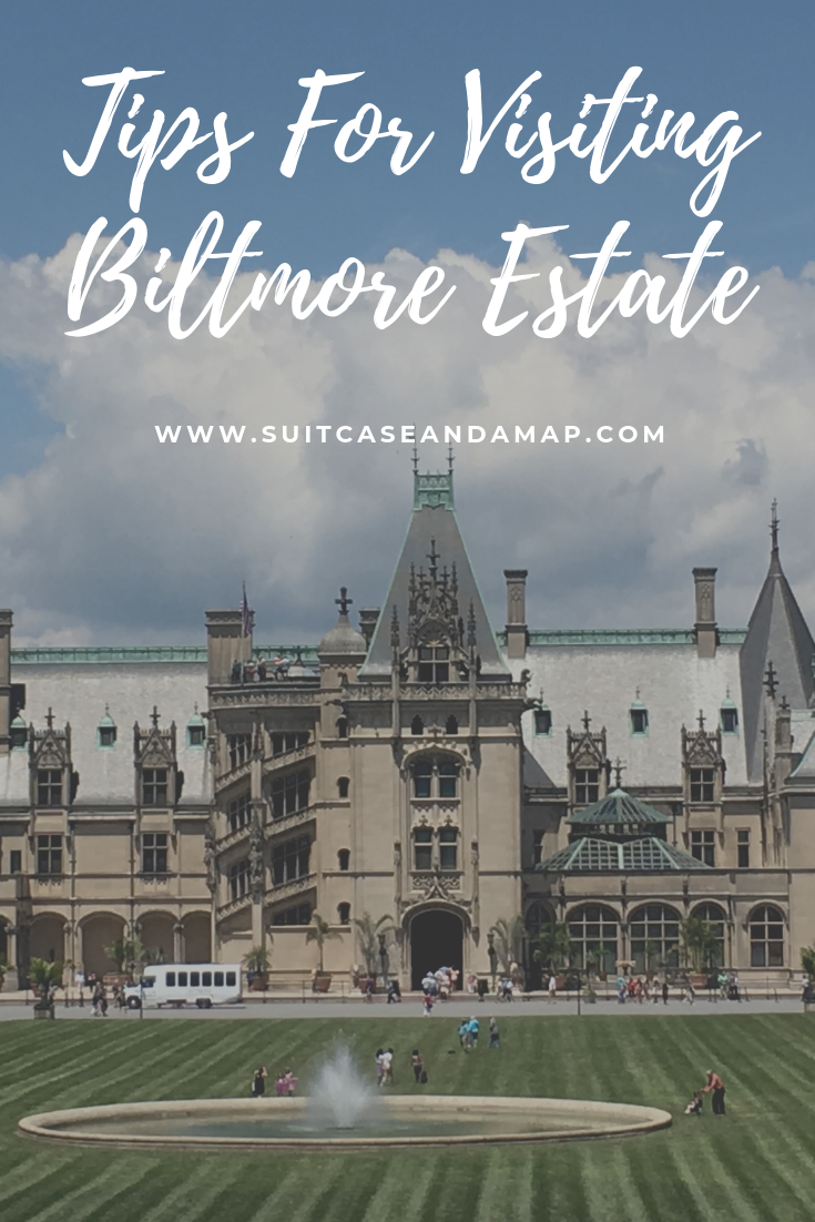Planning on visiting Biltmore Estate in Asheville,North Carolina? We've got all the tips you need to have a PERFECT visit! #biltmore #biltmoreestate #asheville #northcarolina