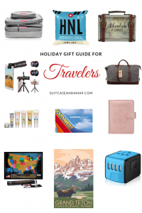 2019 Holiday Gift Guide For Travelers