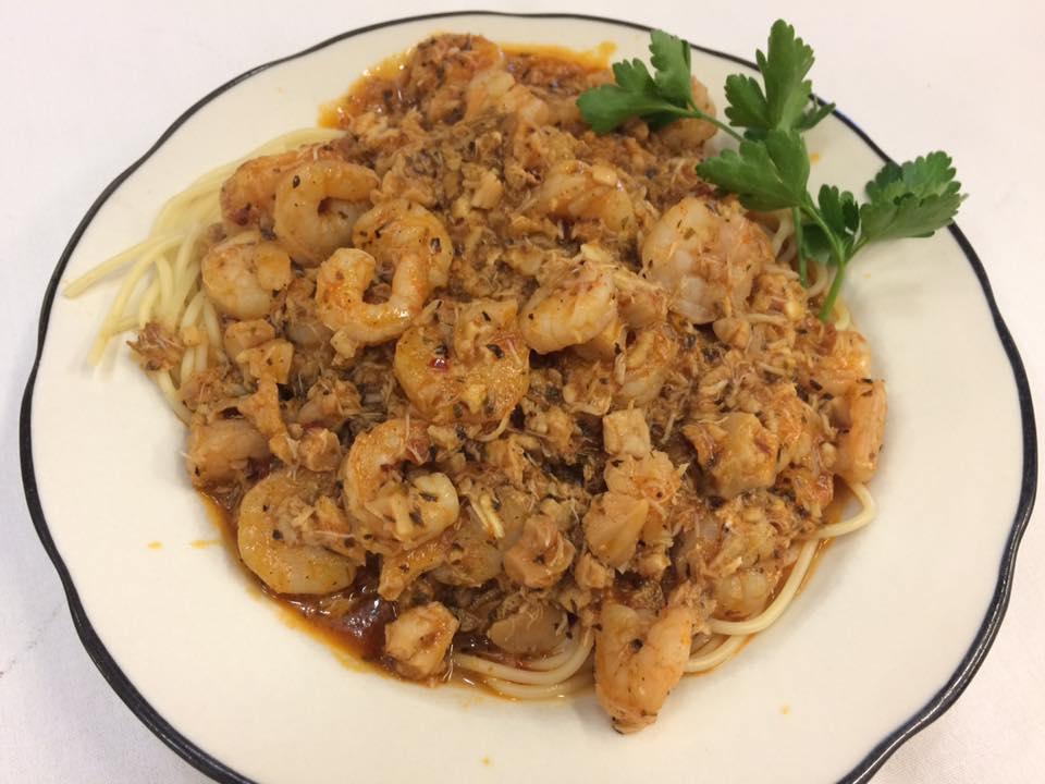 spaghetti valentino