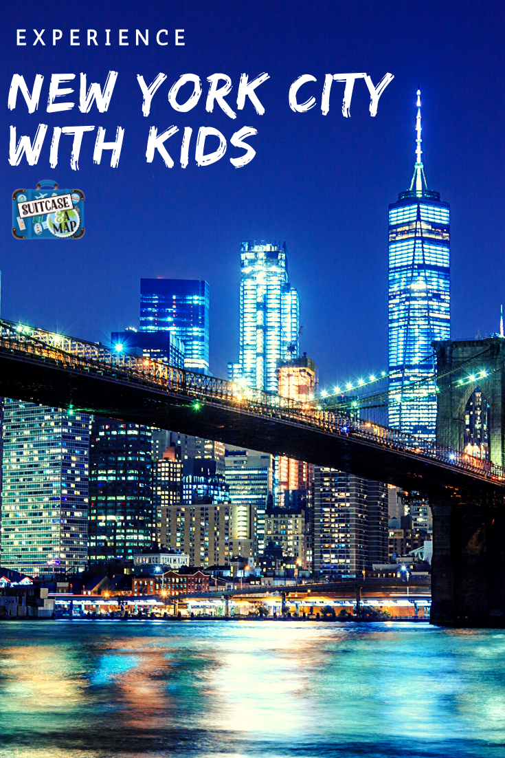 Check out our guide to New York with kids. We list a lot of fun ( and even some free) great activities for your visit to NYC with kids. #kids #newyork #nyc #nycwithkids #familytravel