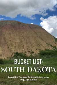 Why South Dakota Should Be On Your Bucket List
