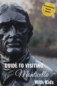 Visiting Thomas Jefferson's Monticello