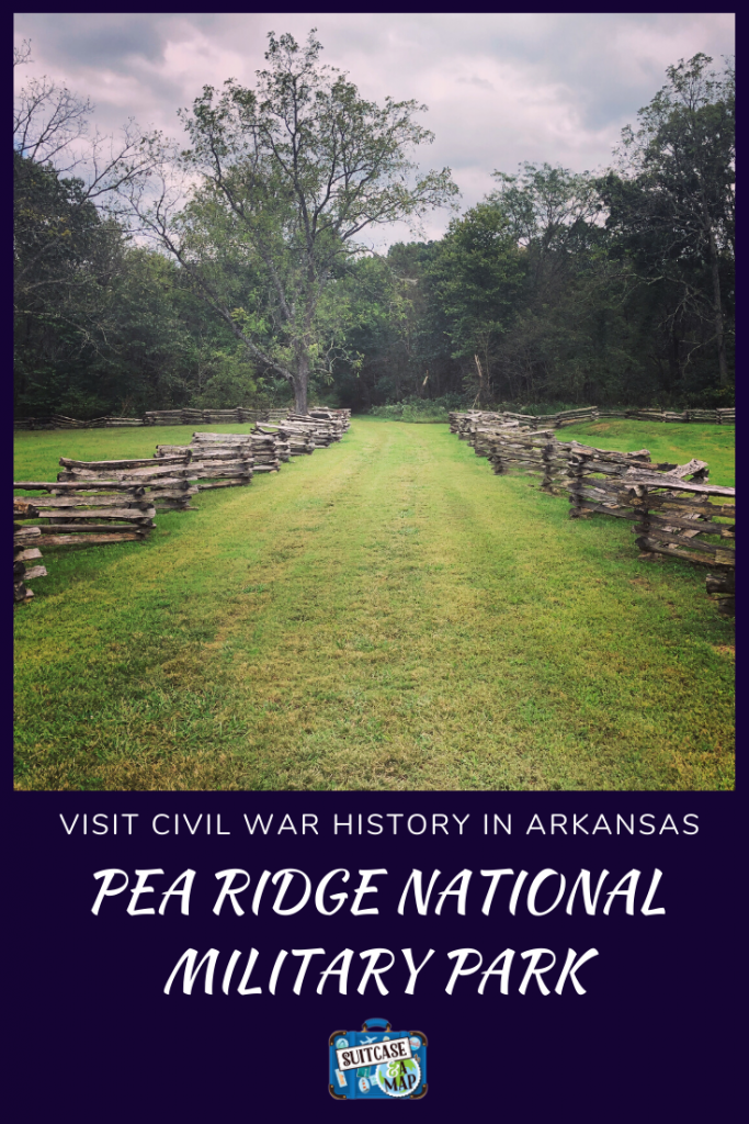Fences at Pea Ridge National Military Park