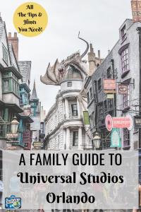 Universal Studios Orlando A Family Guide