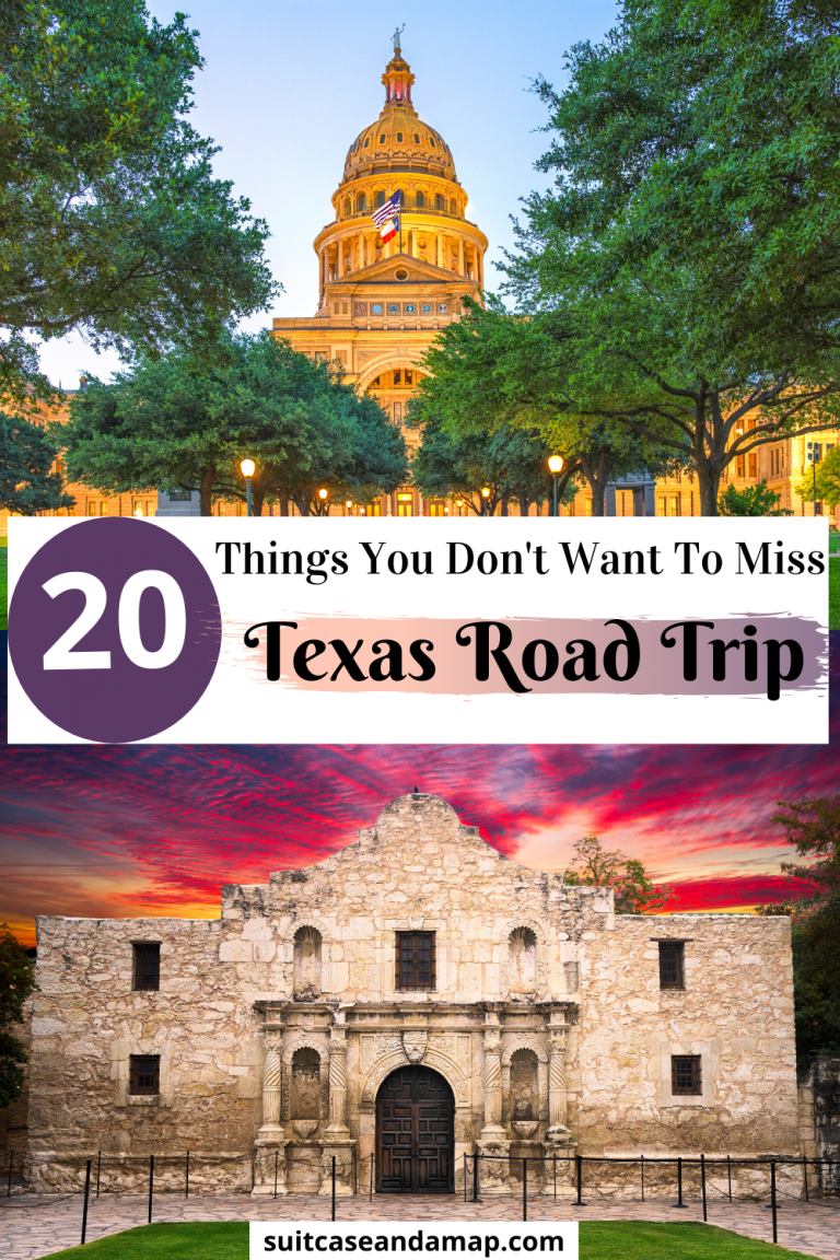 Looking for Texas road trip ideas? We have the perfect Texas travel family road trip itinerary with all the things to do in Texas, places to eat in Texas and where to stay in Texas. We've even included an interactive Texas road trip map to help you plan. Family road trips with kids are so much fun and this is a USA road trip to add to your travel bucket list! #texas #roadtrip #travelwithkids