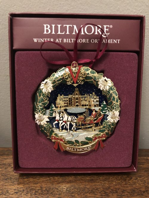 Biltmore Estate Christmas Ornament