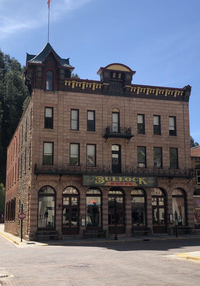 The Bullock Hotel