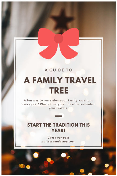 a family travel tree
